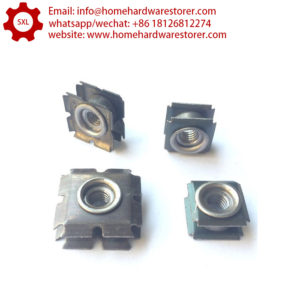 Round And Square Tube Pipe Threaded Star Connecting